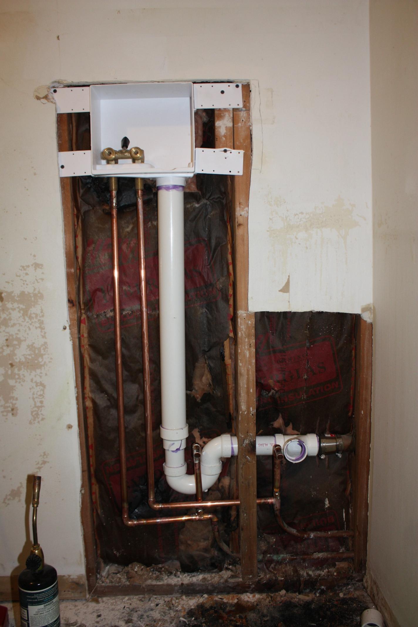 Laundry Room Plumbing Voidsmith Com